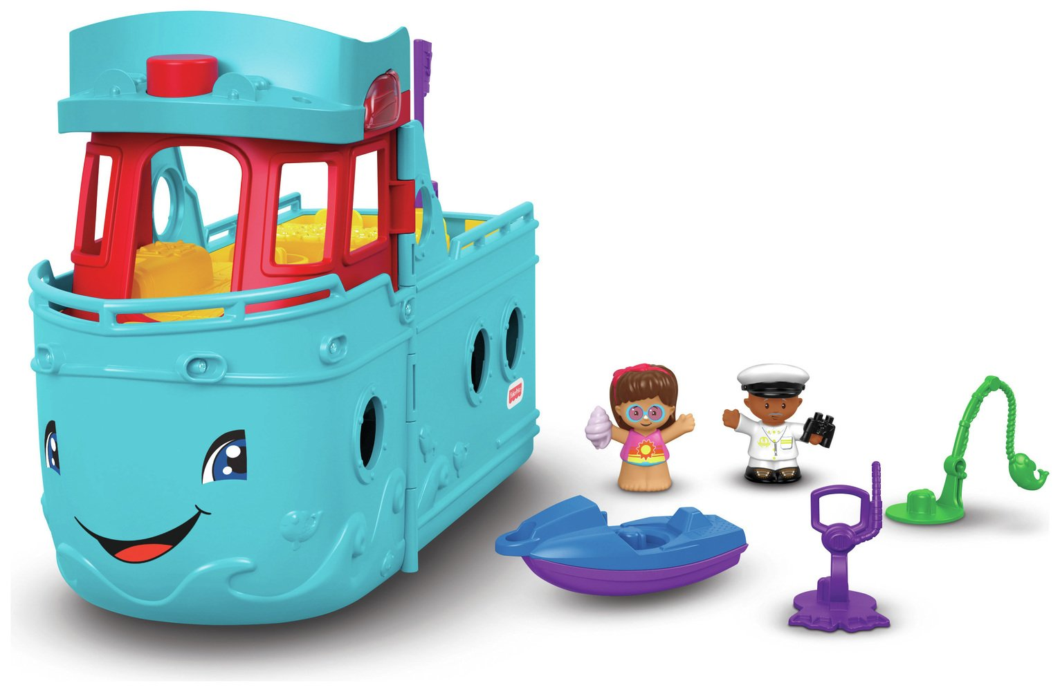Fisher Price Travel Together Friend Ship