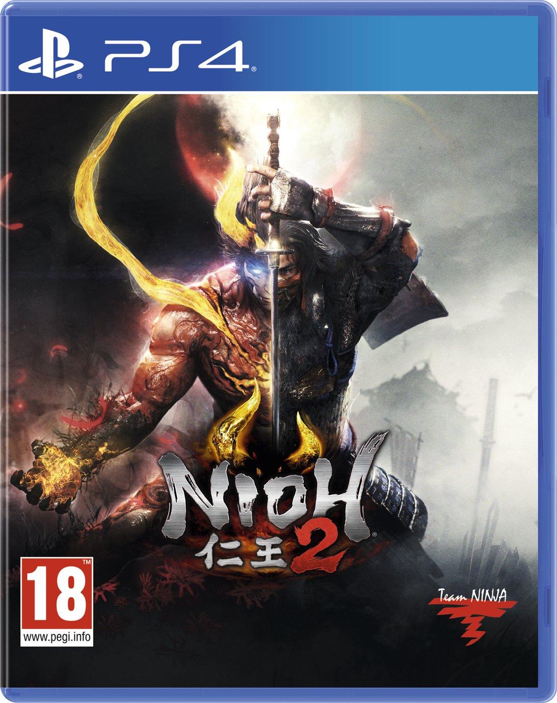 Nioh 2 PS4 Pre-Order Game