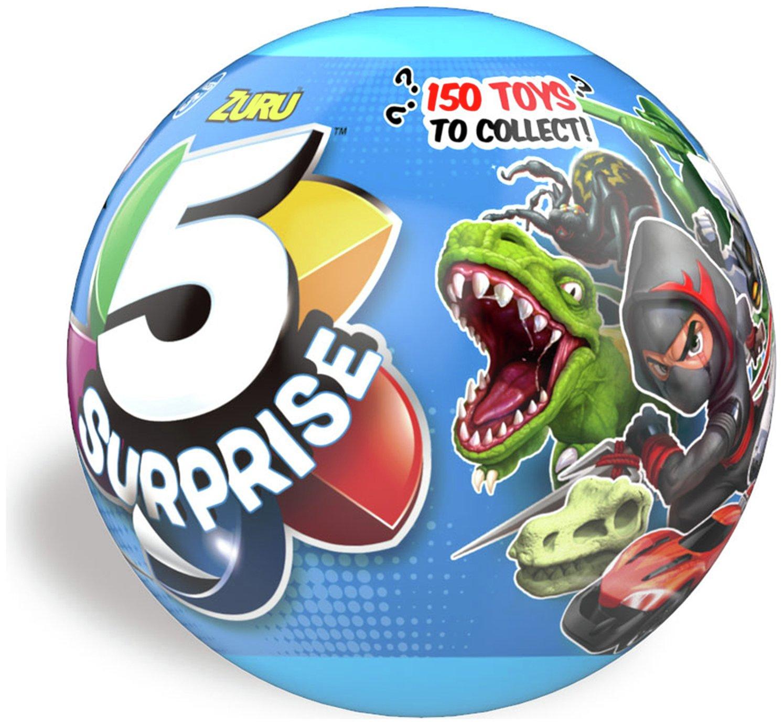 5 Surprise 5 Pack