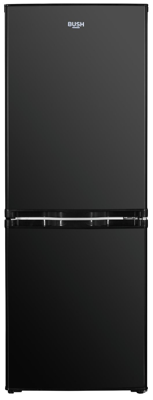 Bush M55152SB Fridge Freezer - Black