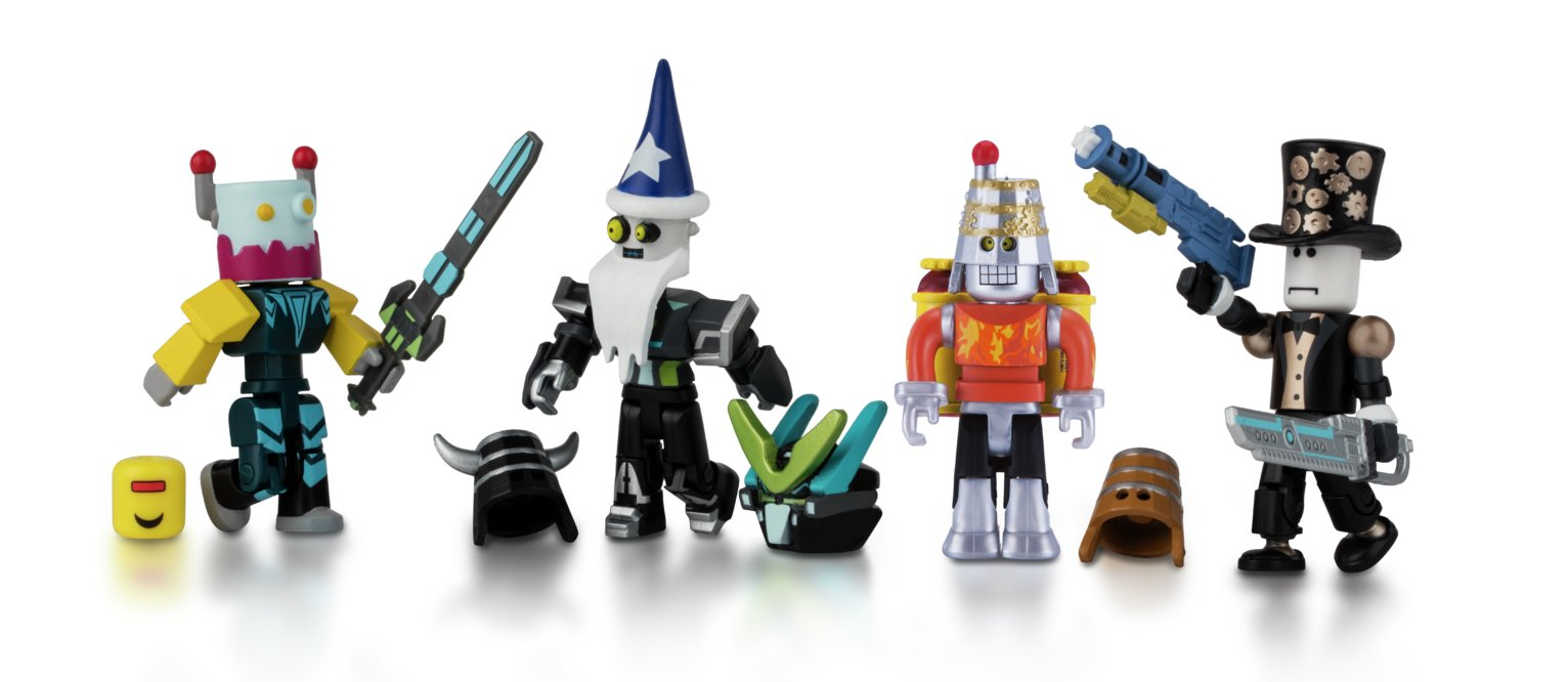Roblox - Robot Riot - Mix & Match Set