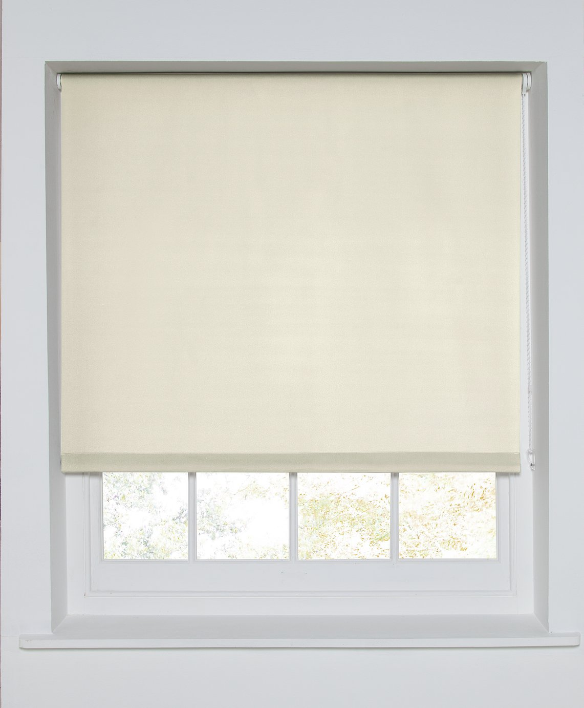 Buy Argos Home Blackout Roller Blind 5ft Cream Blinds Argos