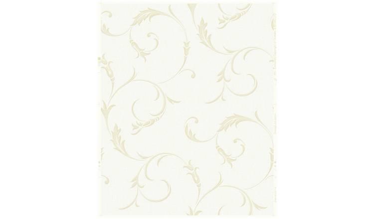 Buy Superfresco Athena White Gold Wallpaper Wallpaper Argos