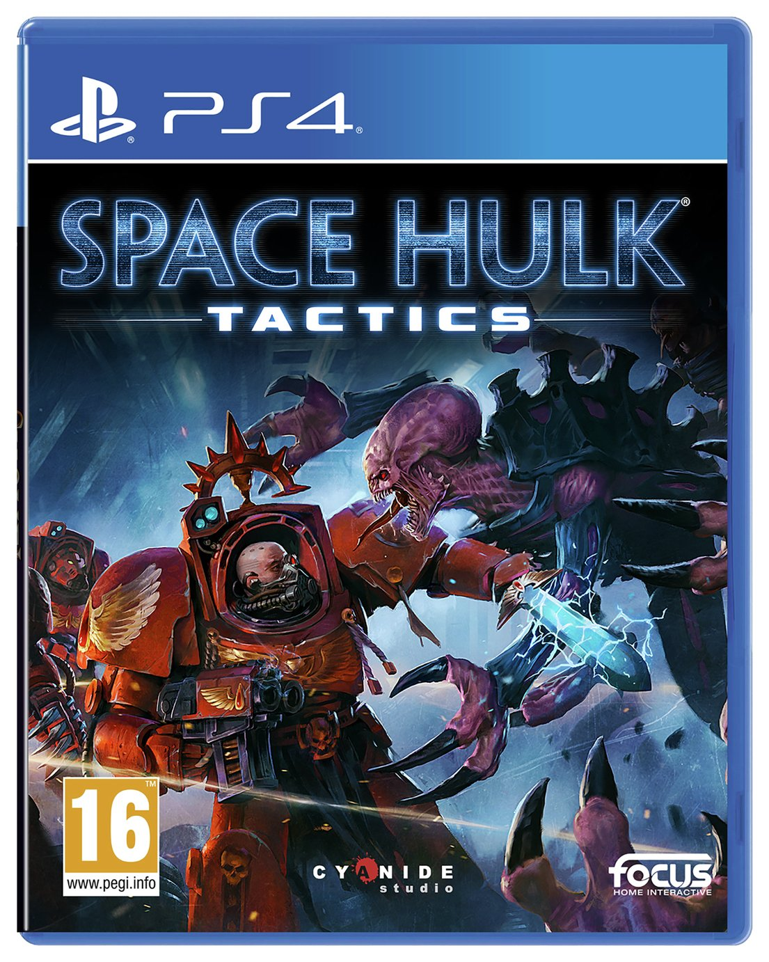 Space Hulk: Tactics PS4 Game