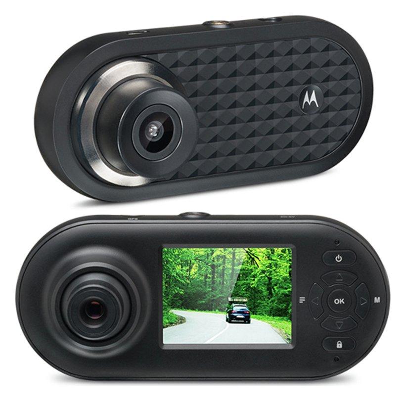 Motorola MDC500 Dual HD Dash Cam