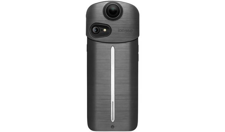 brand new 96f13 e0baf Buy Ion360 U iPhone 7 / 8 Camera Attachment - Grey | Limited stock  Technology | Argos