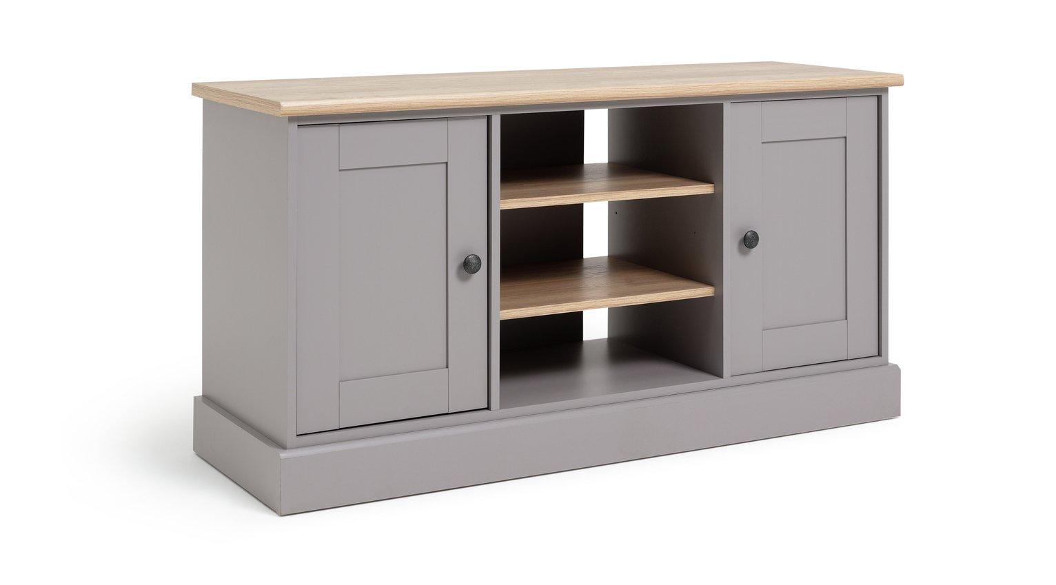 Buy Argos Home Winchester 2 Door Sideboard and TV Unit Grey Sideboards Argos