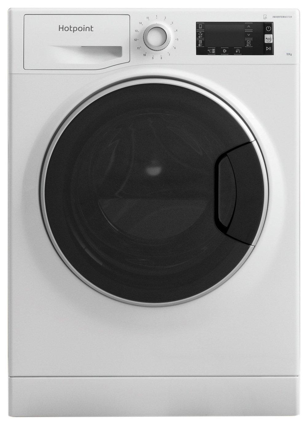 Hotpoint NM111045WCAUK 10KG 1400 Washing Machine - White