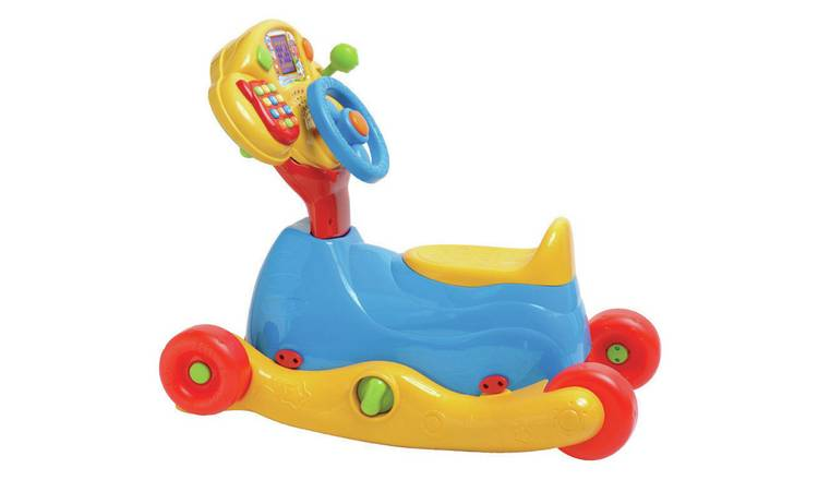 VTech Grow & Go Ride-On