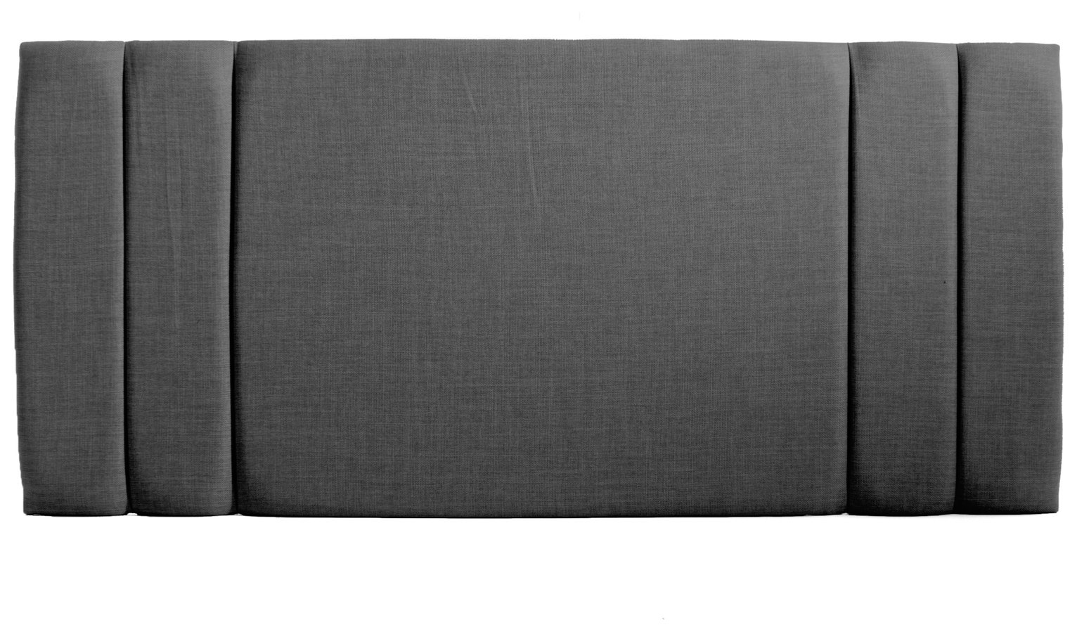 Airsprung Shawbury Double Headboard - Charcoal