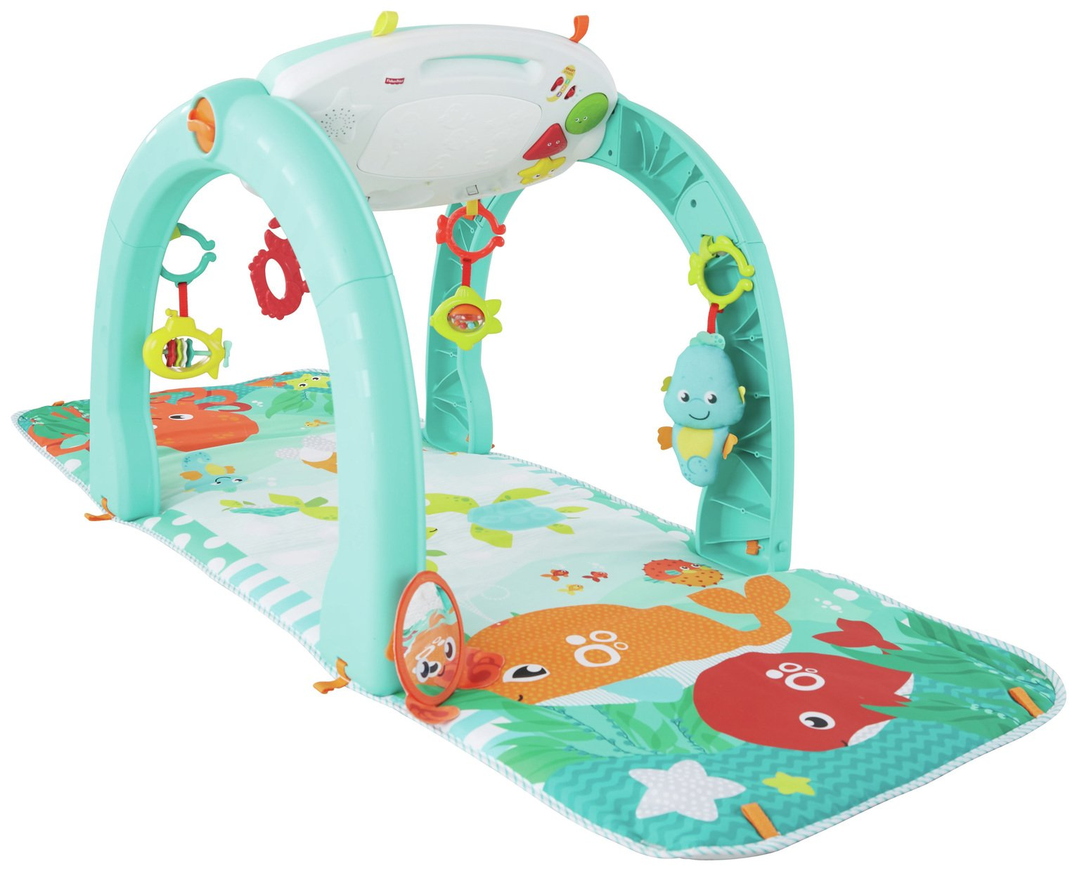 Fisher Price 4 In 1 Ocean Activity Centre