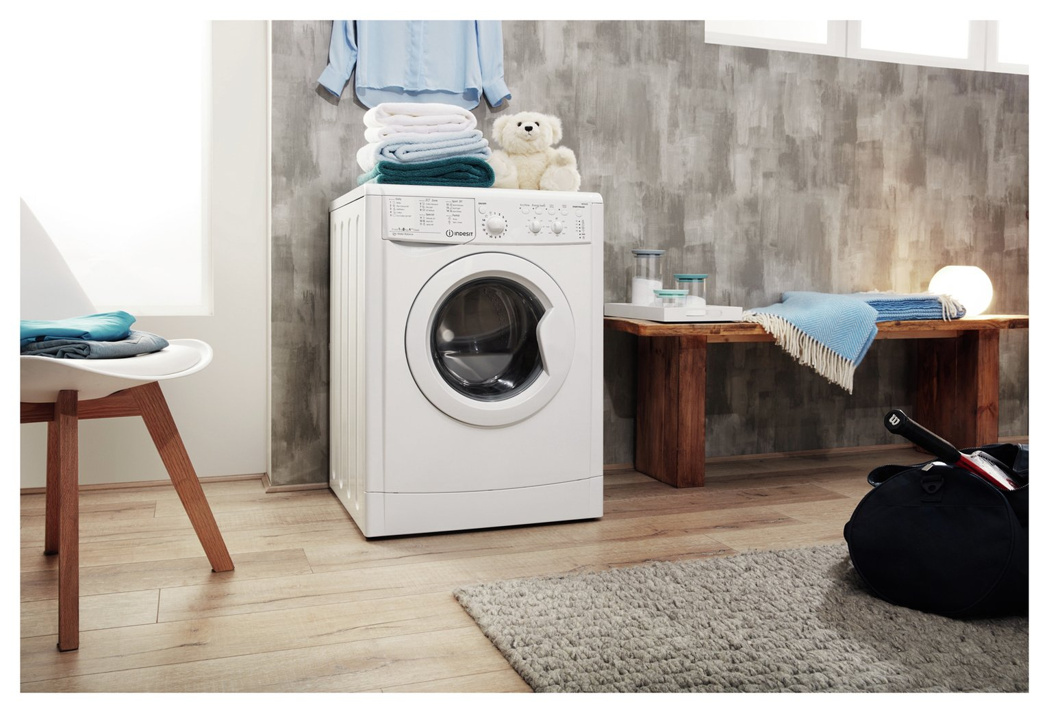 Indesit IWC81252ECO 8KG Washing Machine Reviews