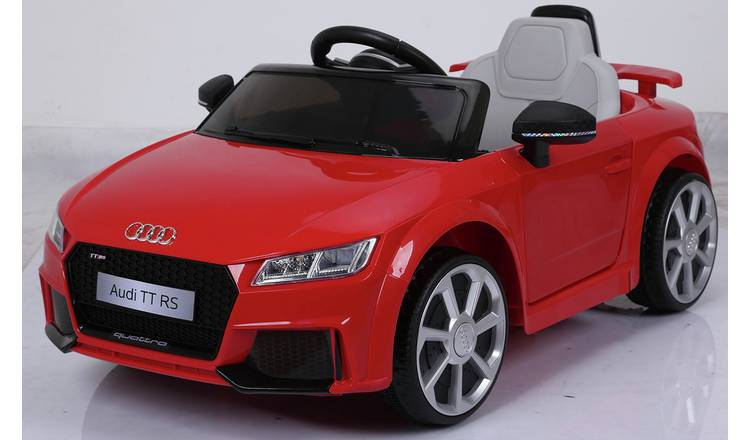 Audi TT RS 6V Battery Powered Ride On