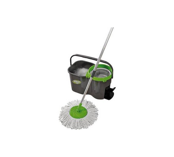 Buy Jml Whizz Microfibre Mop And Bucket Set Mops Argos