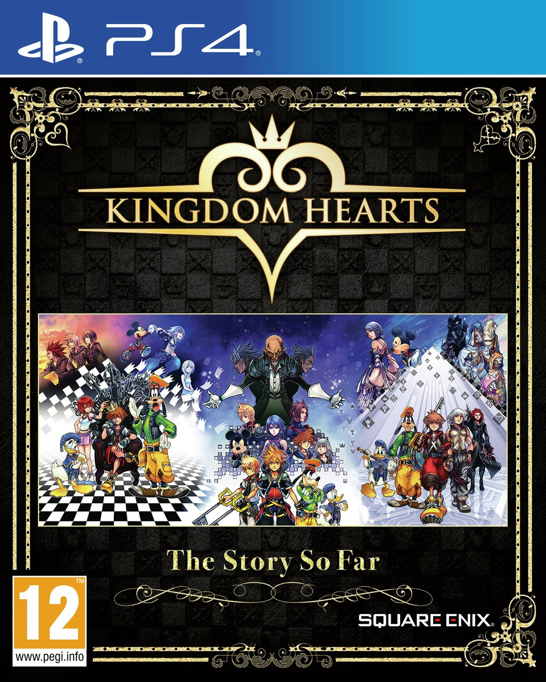 Kingdom Hearts: The Story So Far PS4 Game