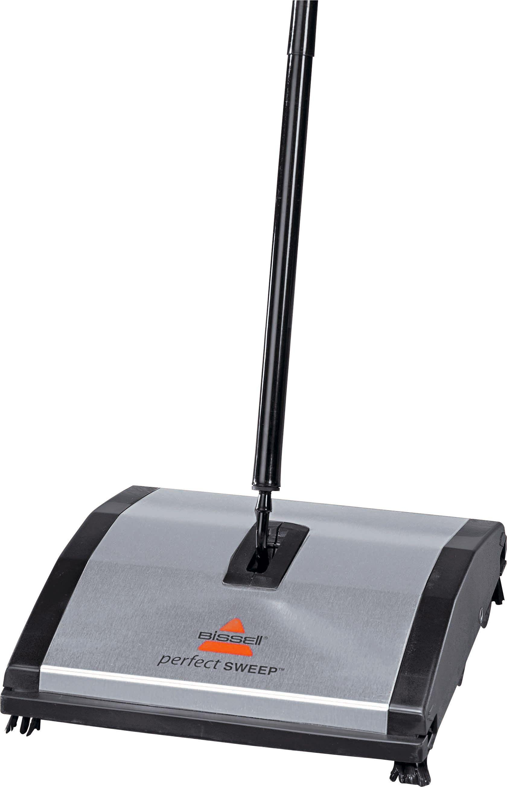 carpet sweeper. bissell p3840 perfect sweep floor sweeper carpet w