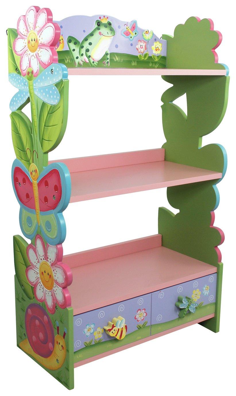 Fantasy Fields Magic Garden Children's Bookcase