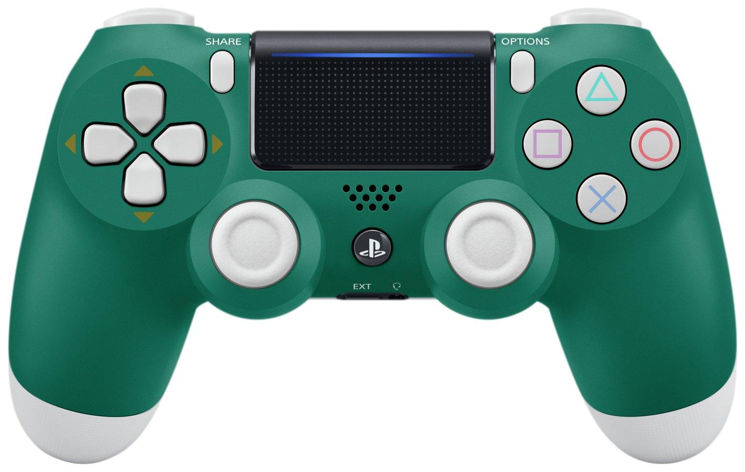 Sony PS4 DualShock 4 V2 Wireless Controller - Alpine Green