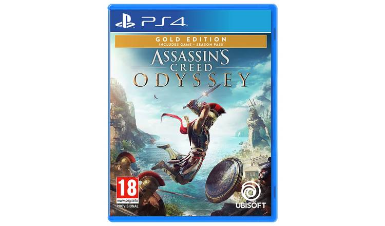 assassins creed odyssey gold editionfull unlocked - 750×440