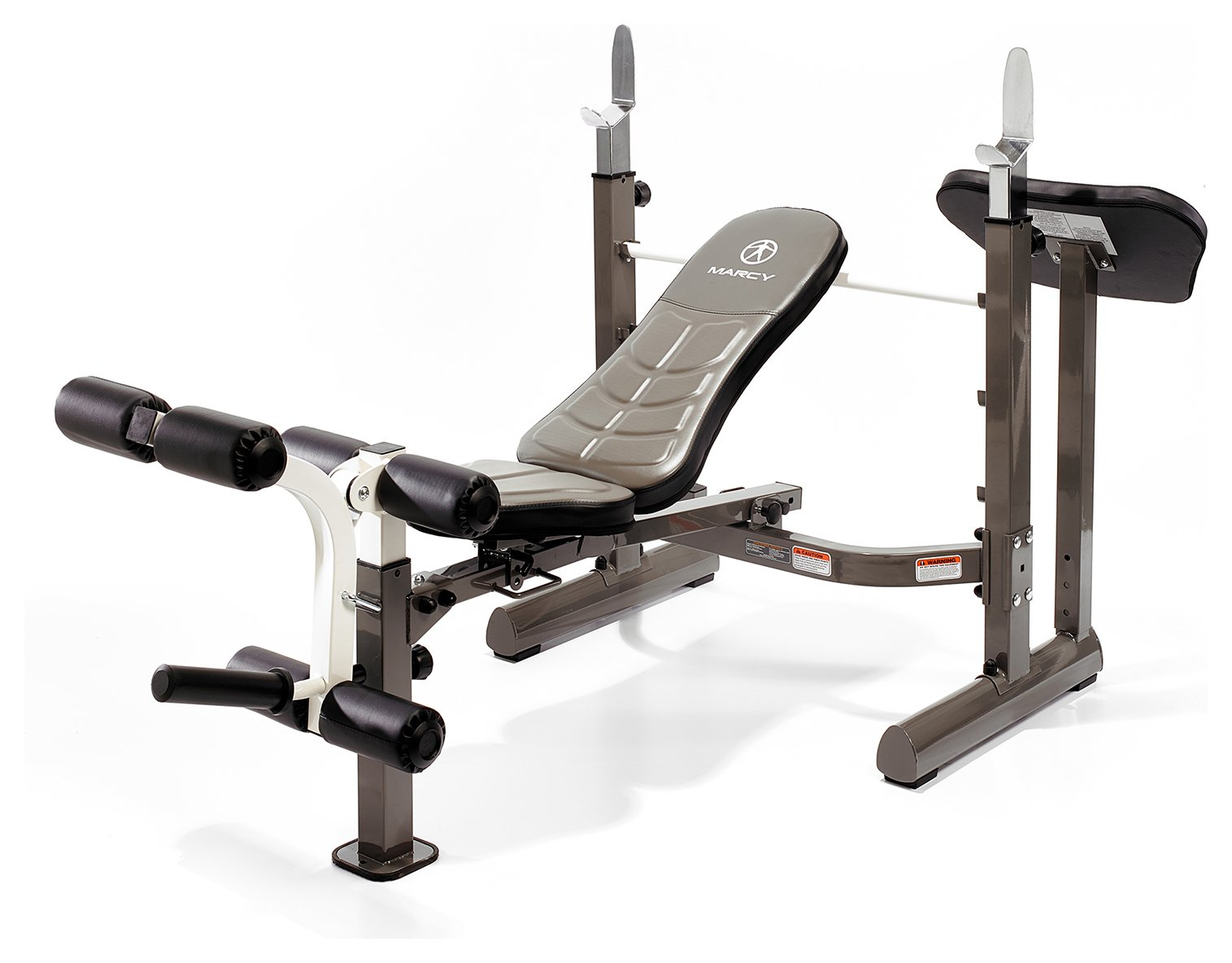 Marcy Mid-Width Folding Weight Bench