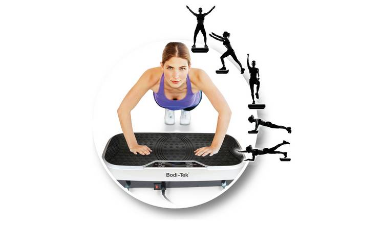 Bodi-Tek Vibration Power Plate Training Gym