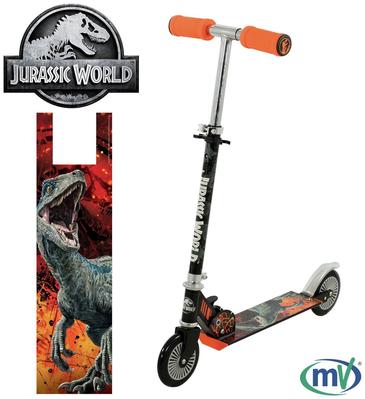 Jurassic World Folding Inline Scooter