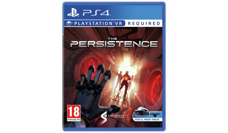 Buy The Persistence PS VR Game (PS4) | Video games and consoles | Argos