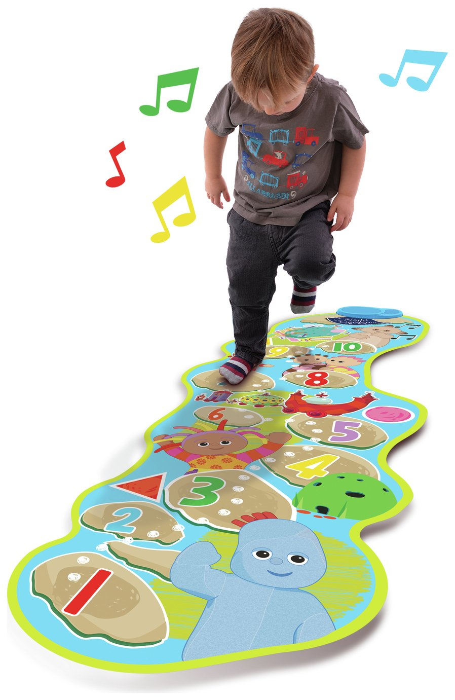 In the Night Garden Explore and Learn Musical Playmat