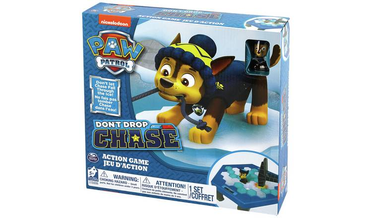 PAW Patrol Don't Drop Chase Game