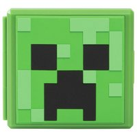 Nintendo Switch Premium Game Card Case - Minecraft Creeper