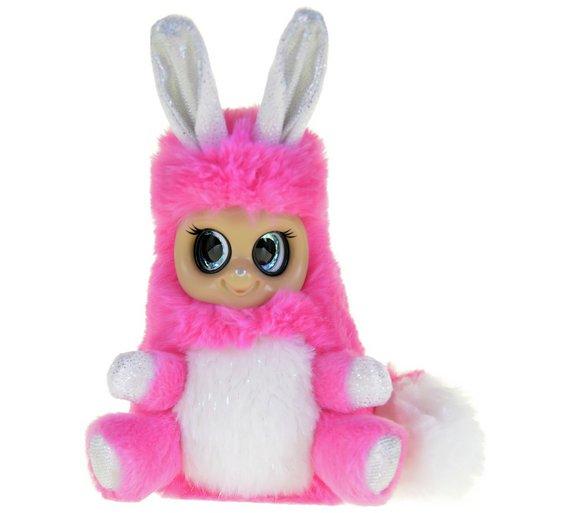 2c0749567cc50 Bush Baby World Sleepy Pod Super Soft Cuddly Fabric With A Glittery Solid  Maddi