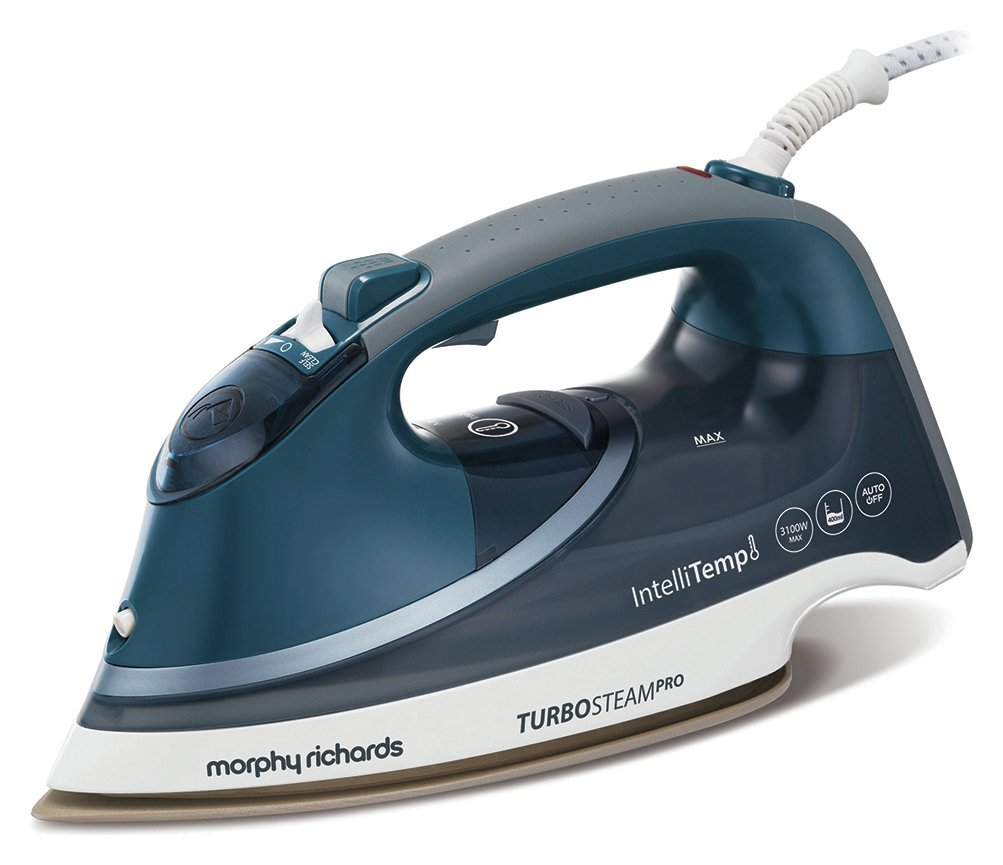 Morphy Richards 303131 Turbosteam Pro OneTemp Steam Iron