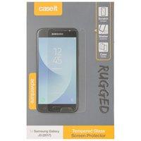 Case It Samsung Galaxy J3 Glass Screen Protector