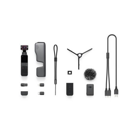 DJI Pocket 2 Gimbal Camera Creator Combo