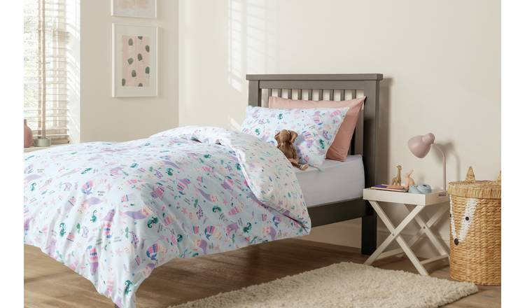 Argos Home Purmaids Printed Bedding Set - Toddler