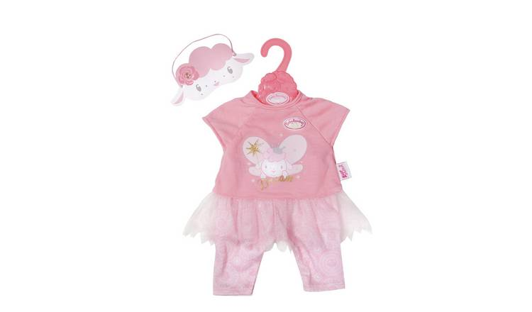 Baby Annabell Sweet Dreams Fairy Outfit