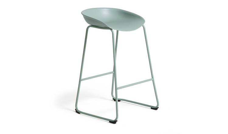 Habitat Nexa Bar Stool - Mint Green