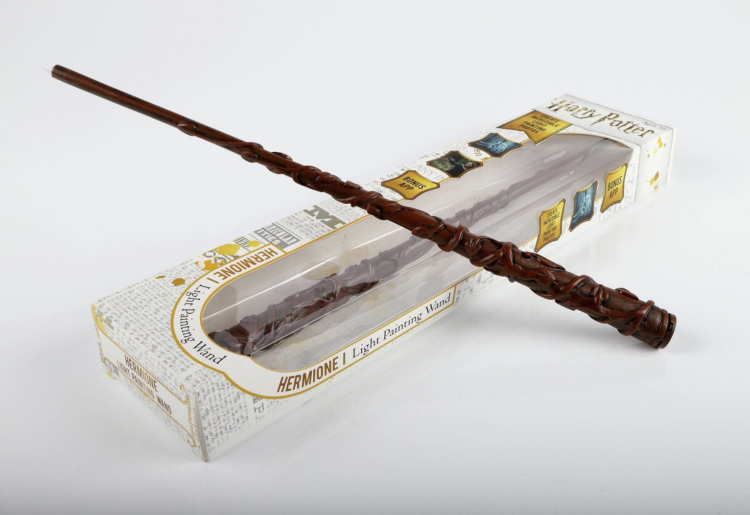 Harry Potter Light Painting Wand - Hermione