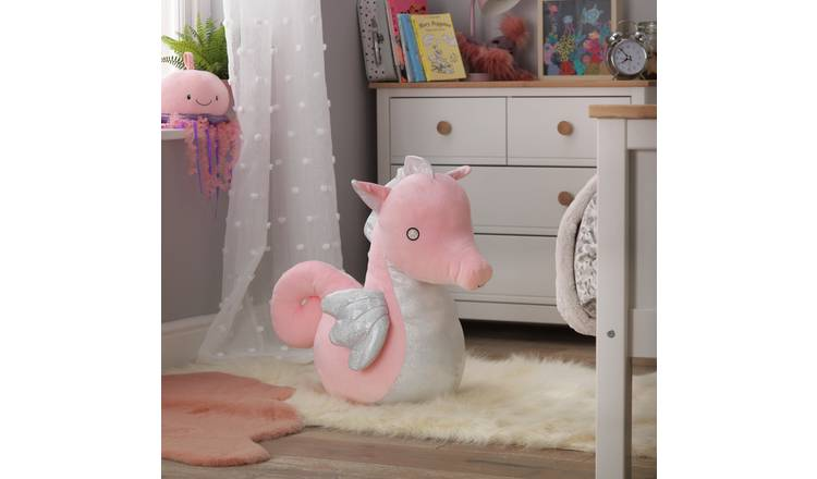 Extra Large Seahorse Soft Toy