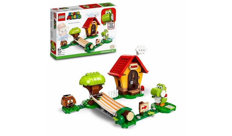 LEGO Super Mario House & Yoshi Expansion Set 71367