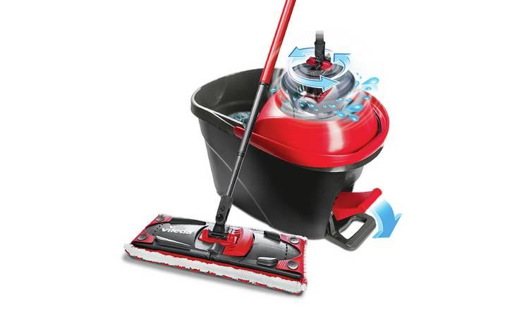 Buy Vileda Easywring And Clean Ultramat Mop And Bucket Set Mops Argos