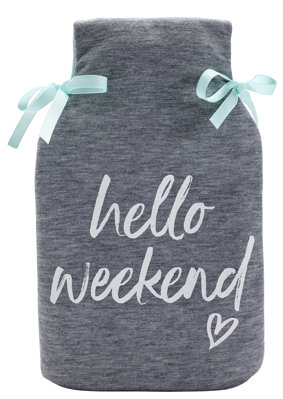 Hello Weekend Hot Water Bottle