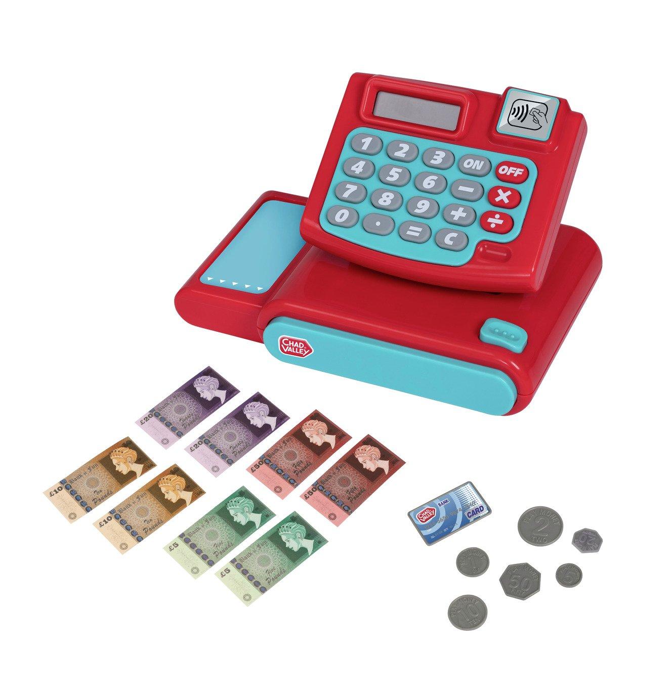 Chad Valley Supermarket Cash Register