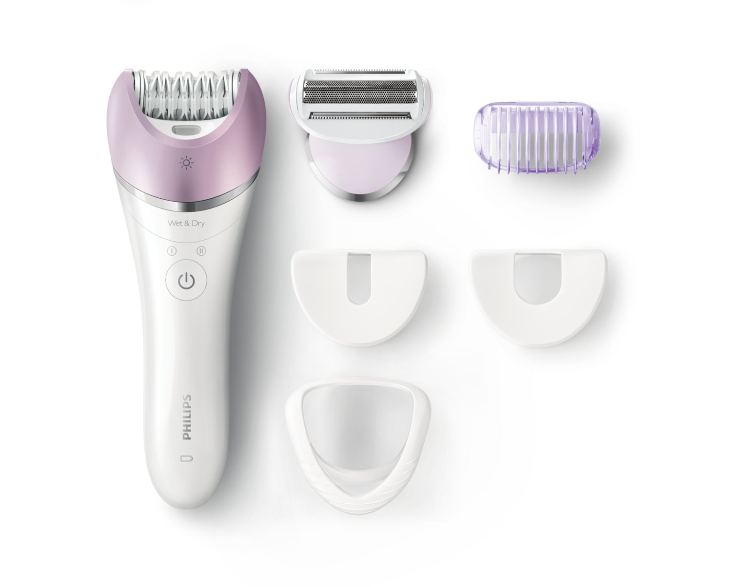 Philips Satinelle Advanced Wet and Dry Cordless Epilator
