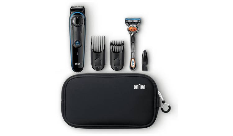 Braun Beard Trimmer and Hair Clipper Kit BT3940TS