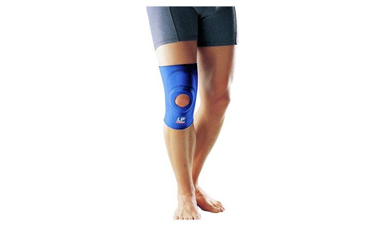 LP Neoprene Open Knee Support - Large