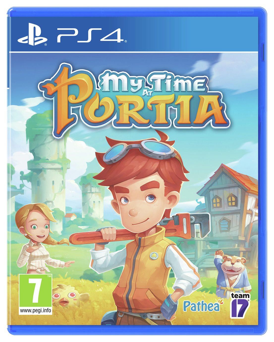 My Time at Portia PS4 Game