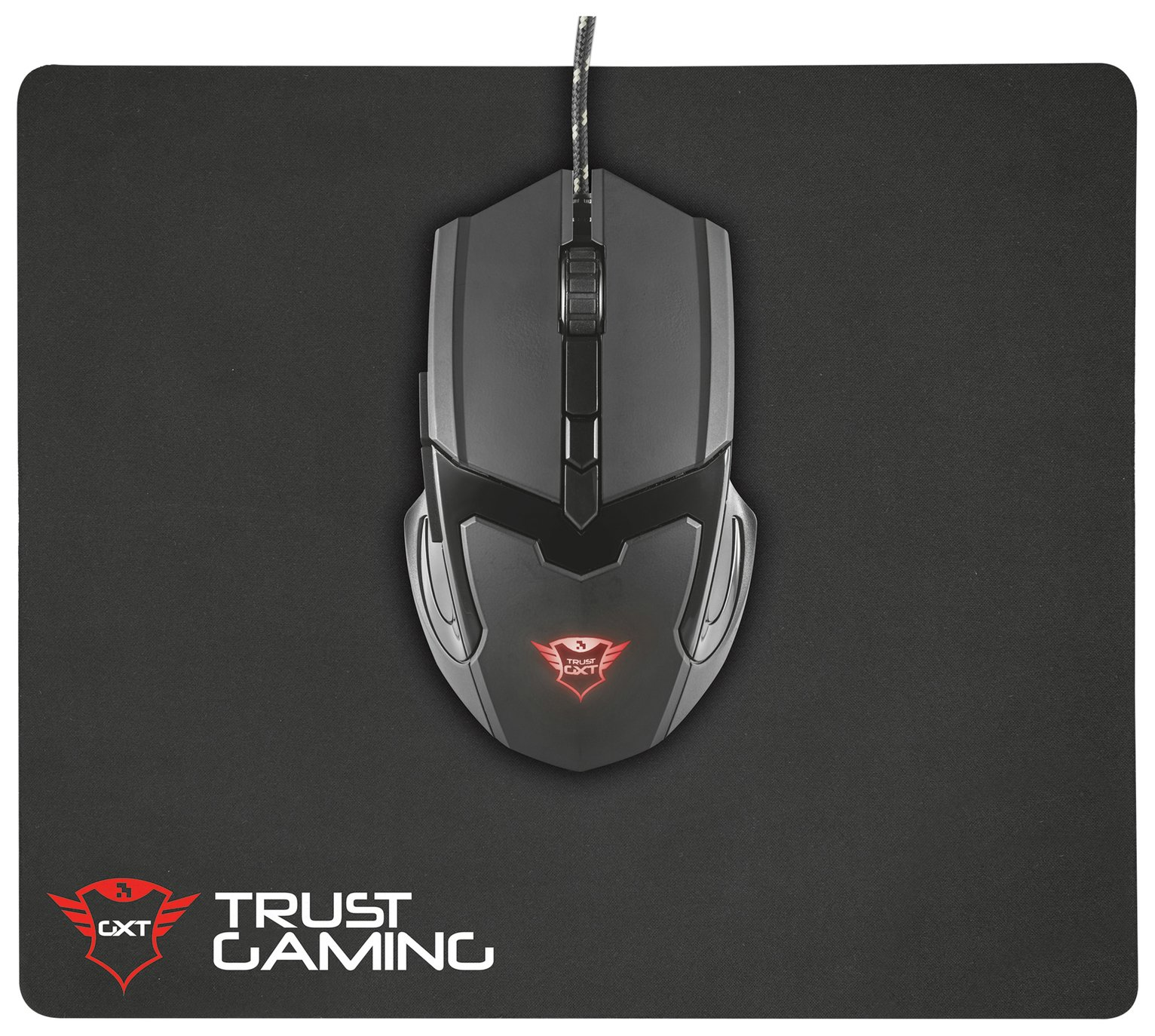 Trust GXT 782 Gav Gaming Mouse and Mouse Pad