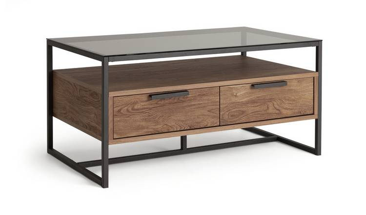 Buy Argos Home Nomad Coffee Table Oak Effect Coffee Tables