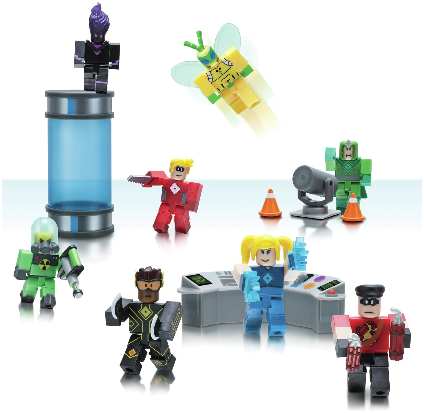 Roblox - Heroes of Robloxia - Feature Playset